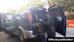 ျမန္မာႏိုင္ငံဖက္က စိတ္ၾကြေဆး ၇ သန္းနီးပါး ဖမ္းဆီးရမိ (Thai Police)