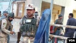 حمله انتحاری در شهر جلال آباد