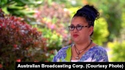 Fiji islander Sharon Bhagwan-Rolls: 'Decisions aren't being made for or by women…. That's a big problem politically.'