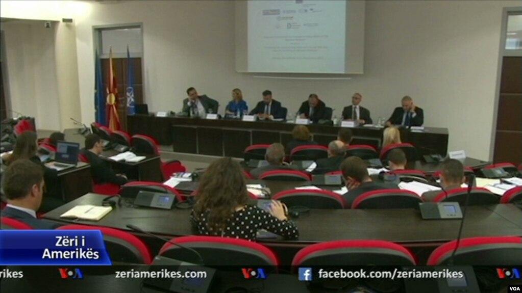 Takim rajonal në Shkup për integrimin