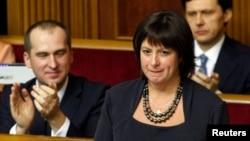 Ukrayna'nın yeni maliye bakanı, Amerikan vatandaşı Natelie Jaresko olacak