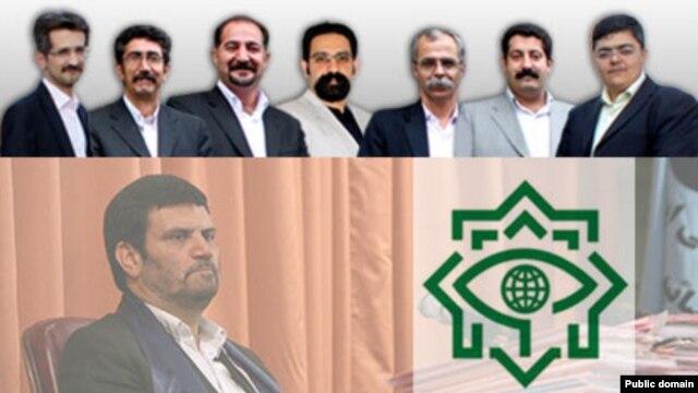 هفت وکیل دراویش گنابادی که به زندان محکوم شده اند