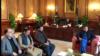 مقتول پولیس ایس پی طاہر داوڑ کے اہل خانہ کی عمران خان سے ملاقات
