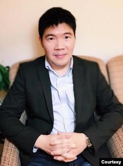 位于中台湾的暨南国际大学东南亚学系助理教授王文岳 (照片提供:王文岳)