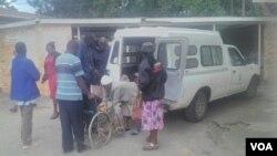 FILE: Izigulane ezibonakale zise Gwanda Hospital ngoMvulo.