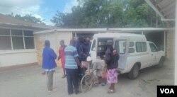 Izigulane ezibonakale zise Gwanda Hospital ngoMvulo.