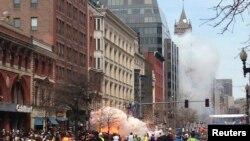 Boston Maratonu'nda Bombalı Saldırı