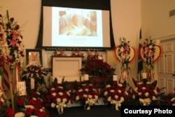 许家屯追悼会7月11日在洛杉矶举行 (明镜新闻出版集团提供)