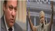 Nawaz sharif and Narendra Modi Picture