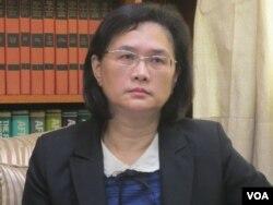 台灣外交部發言人王珮玲