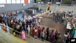 新喀里多尼亚选民4号投票决定是否从法国独立
