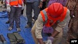 Chuyến hàng võ khí lậu bị phát hiện ở Nigeria