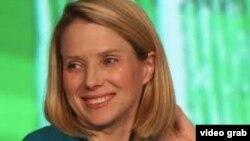 Marissa Mayer, 37 tahun, mantan karyawan Google kini diangkat menjadi CEO Yahoo! yang baru.