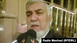خانجان الکوزی، معاون اتاق تجارت و صنایع افغانستان