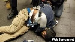 Akayed Ulla ko'tarib ketayotgan sumkada bomba bo'lgan va erta portlagan, deydi politsiya