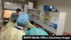 افغانستان کې تراوسه د کرونا د ویروس اوه دیرش زره او ۸۶۱ مثبتې پیښې ثبت شوي دي.