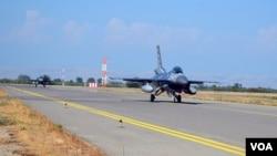 თურქული F-16 Fighting Falcon-ები აზერბაიჯანში