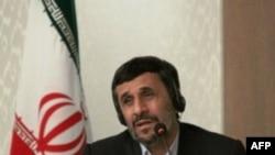 İran prezidenti nüvə proqramı, Səkinə Aştiani və embarqodan danışıb