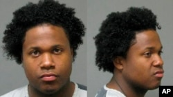 FILE - A 2009 booking photo provided by the Springfield, Ohio, Police Department shows Ismayyil Brinsley after an arrest on a felony robbery charge.