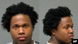 A 2009 photo provided by the Springfield, Ohio, Police Department shows Ismayyil Brinsley after an arrest on a robbery charge.