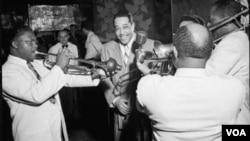 Duke Ellington, New York, 1946.