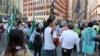 紐約舉行 守護台灣支持香港集會