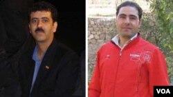 Daryuş Əndəlibiyan və Muxtar İbrahimi