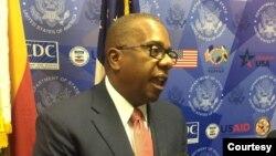 United States Ambassador to Zimbabwe, Brian Nichols.