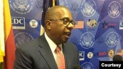 U.S Ambassador Brian Nichols