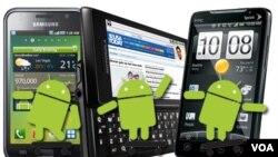 Los celulares Samsung Galaxy X, Motorola Droid 2 y HTC EVO 4G con Android son algunos de los más potentes del mercado.