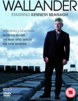 "British television's version of Henning Mankell's ""Wallander"" series"