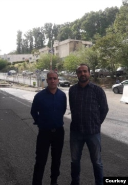 Behnam Şeyxi və Həmid Mənafi Nadarlı