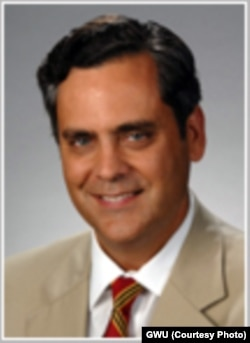George Washington University's Jonathan Turley says an emphasis on religious screening would do little for U.S. border defense. (Courtesy JonathanTurley.org)