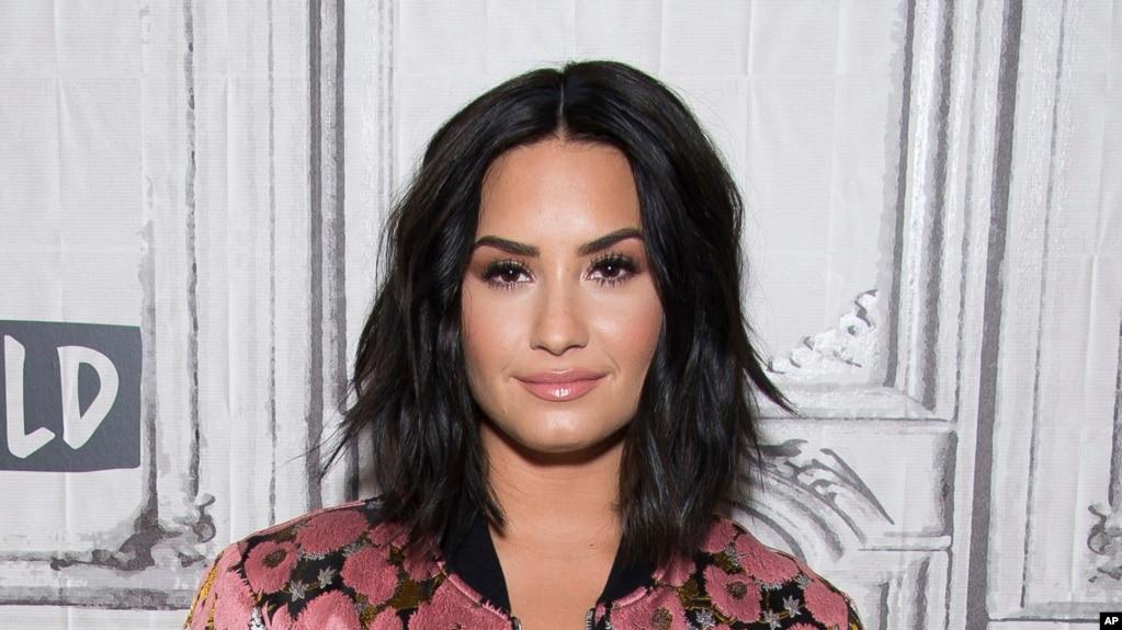 Demi Lovato en una foto del 20 de marzo de 2017. La cantante está en un tratamiento de rehabilitación luego de una sobredosis hace dos semanas que podría haber sido causada por fentanilo.