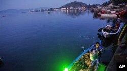 Para nelayan di Sabang, Aceh. (Foto: Ilustrasi)
