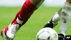 Le Tout Puissant Mazembe de Lubumbashi, champion d'Afrique de football pour la 4ème fois de son histoire.