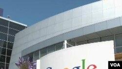 Markas Besar Google di Sillicon Valley, California.
