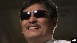 中國盲人維權人士陳光誠