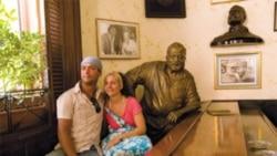 چگونه جایزه ماهیگیری روستایی در کوبا توسط ارنست همینگوی به فیدل کاسترو اهدا شد