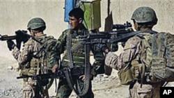 阿富汗聯軍仍到處受敵。