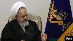 علی سعیدی نماینده رهبر ایران در سپاه پاسداران