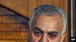 عراقی نائب صدر پر دہشت گردی کا الزام