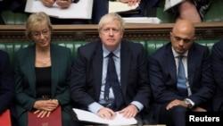 Britaniya baş naziri Boris Conson