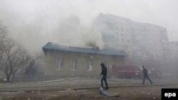 Маріуполь після атаки