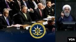 شش ماه پیش «جامعه اطلاعاتی آمریکا» افزایش تنش بین دولت روحانی و محافظه کاران را پیش بینی کرده بود