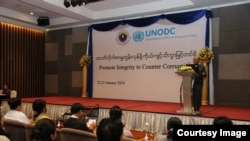 Anti Corruption Symposium (Credit - ACCM myanmar)