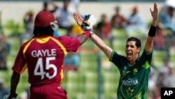 پاکستان بمقابلہ ویسٹ انڈیز: بارش کی وجہ سے میچ تاخیر کا شکار