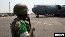 Bangui Jan 16, 2014.