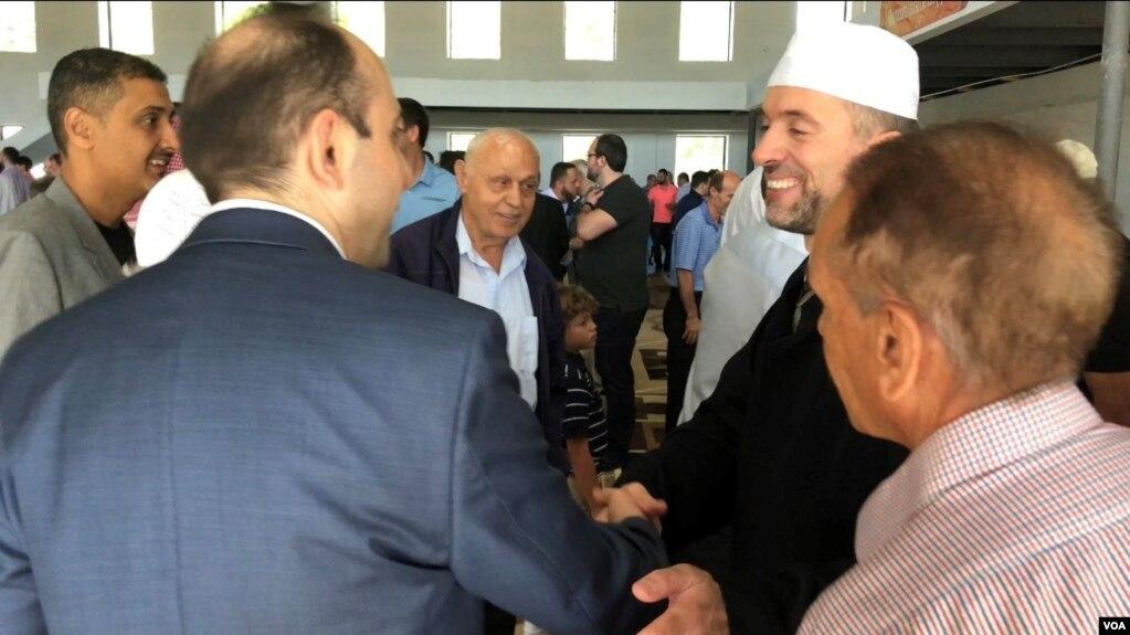 Në Qendrën Islame Shqiptare të Detroitit
