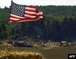 Amerikalılar terror hücumlarının dəhşətini xatırlayır